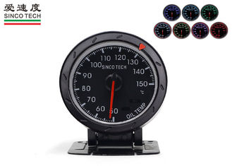 Digital Oil Temperature Gauge DO 6355 Automotive Stepper Motor High Performance