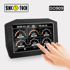 DO909 12v 7 Inch LCD 9VDC Car Racing Dashboard Gauge