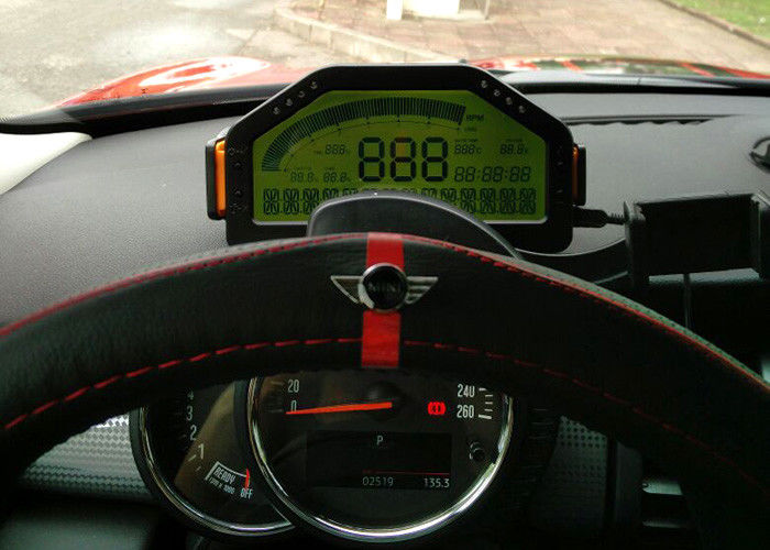 Professional Race Car Dashboard Entry Level Model DO903II CE Certification