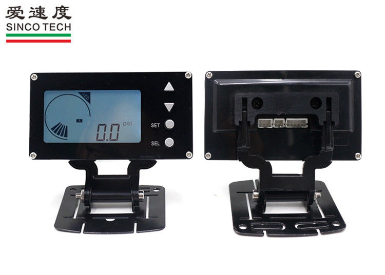 Race Car Digital Dashboard Turbo Controller EVC Display DO701 For 12v Vehicle