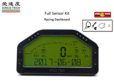China DO 908 Exhaust Gas Temperature Gauge With EGT Sensor 0 - 1300 ℃ Display factory