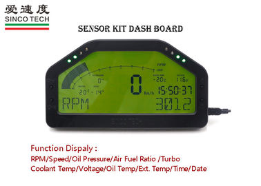 China Green Backlight Custom Auto Dashboards Full Sensors Kit DO 904 High Performance factory