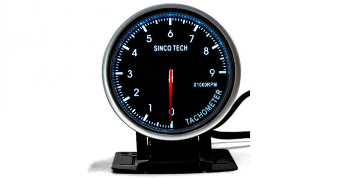 DO 6350 Digital RPM Gauge 60Mm Size 0 - 9000 Revs Display High Performance