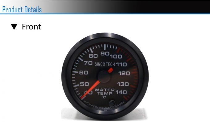 High Speed Digital Water Temp Gauge / Water Temperature